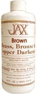 Jax Brass/Bronze/Copper Patina - 16 Oz
