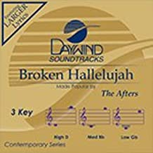 Broken Hallelujah Accompaniment/Performance Track Daywind Soundtracks Contemporary