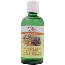 Ovis Saunaöl mit Bio Zirbenöl 100 ml