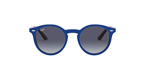 Ray-Ban 9064s Gafas de Sol, Blue, 44 Unisex-Niño