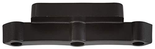 WPC Befestigungsclips 100 Stück für die Verschraubung von Dielen incl. Schrauben