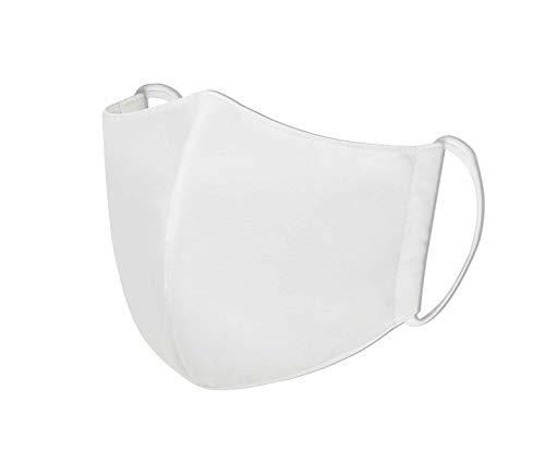 made2trade Hochentwickelte waschbare Nano Mund-und Nasen-Bedeckung - Made by Eliware - in verschiedenen Größen - Gr. L - 8er Pack