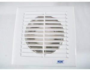 Aireador de pared / techos extractor de aire cocina 18 x 18 cm