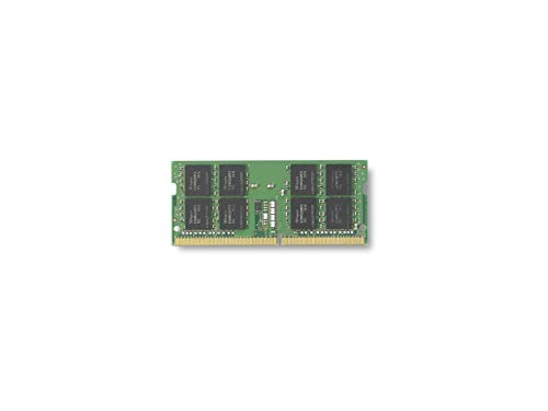 Kingston ValueRAM - Memoria RAM Interna 1 x 8 GB, DDR4, Color Verde