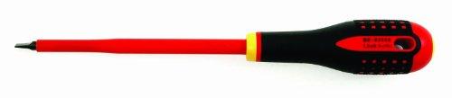Bahco BE-8230S BHBE-8230S Schraubendreher Ergo Schlitz isoliert 222mm 0,6x3,5x100mm, 0.6mm x 3.5mm x 100mm