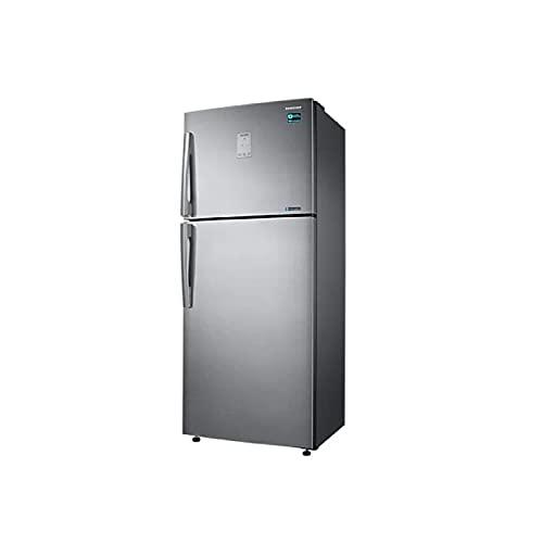 Samsung RT43K633PS9 - Frigorifero Doppia Porta No Frost, 443 Litri, [Classe energetica F]
