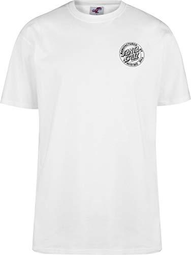 SANTA CRUZ Road Rider T-Shirt White