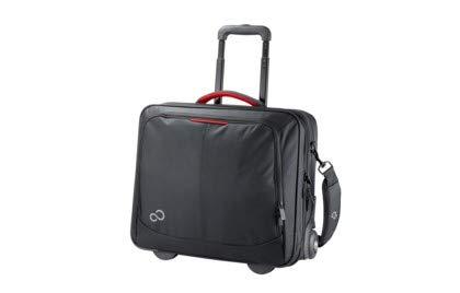 Fujitsu Prestige Trolley 17.3 – Trolley – 17,3 Zoll – Schwarz – für Celsius Mobile H770, Lifebook U745
