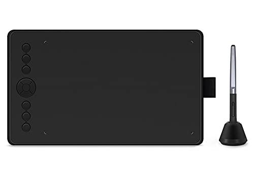 Xyfw Tableta Gráfica 2 En 1 Tableta De Tablero De Dibujo De Escritura Digital LCD con Lápiz Óptico Sin Batería para Android/PC