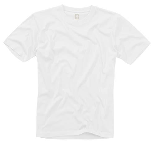 Brandit T-Shirt, Weiß 7XL