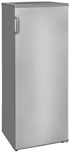 Exquisit GS 175–1 A++ Gefrierschrank/Silber / 160 Liter / 5 Schubladen