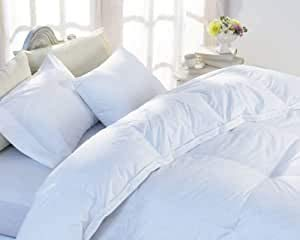 Ethel May New Hotel Quality Goose Feather & Down Duvet, 13.5 Tog Quilt (10.5 Tog, Double)