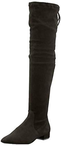 Högl Damen Highlighter Overknees, schwarz (schwarz 0100), 42 EU
