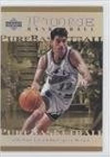John Stockton (Basketball Card) 2000-01 Upper Deck Game Jersey Edition - Pure Basketball #PB5