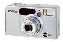 Konica Zup 70E 135mm Kamera