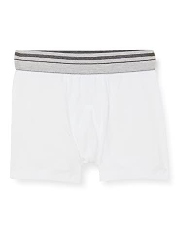 Sanetta Jungen Boxershorts, White, 188