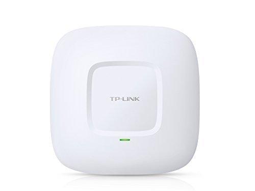TP-Link N600 Gigabit Ethernet Ceiling Mount Wireless Access Point (EAP220) (Renewed)