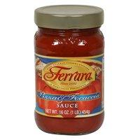 Ferrara - New York Style Pizza Cheap SALE Start 16 Sauce Jars 4 List price oz.