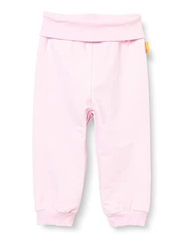 Steiff Baby-Mädchen Jogginghose L0021114 Lässige Hose, PINK Lady, 62