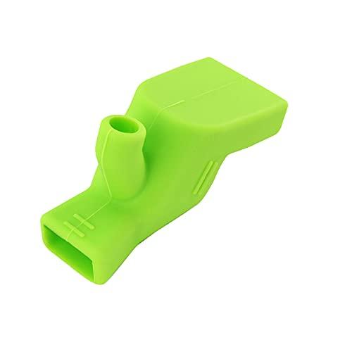 QKFON - Estensore per rubinetto in silicone ad alta elasticità, per lavaggio a mano, acqua potabile, lavaggio a mano, grondaia, lavello, guidante, per bambini, cucina, bagno