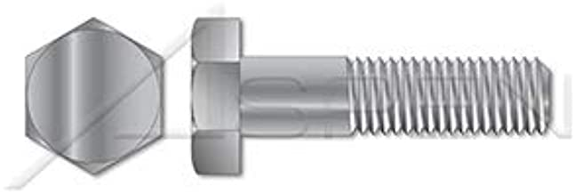 3/8-16 X 9 HEX Head Machine Bolts Long Length Undersize Body ASTM A307 HOT Dipped Galvanized Carton of 150 Pieces