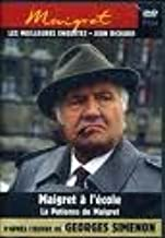 Maigret - les meilleures enquetes jean Richard, volume 24 - Maigret a l'ecole - La Patience de Maigret