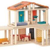 PlanToys- Casa Creativa, Casas de Juguete (7610)