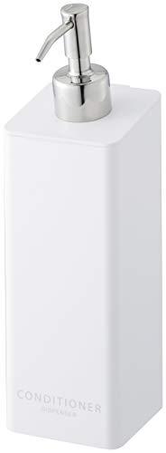 山崎実業(Yamazaki)マグネットツーウェイディスペンサーコンディショナーホワイト約W7XD9XH24cmタワーポンプディスペンサーボトル4260