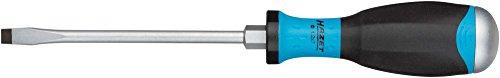 Hazet Destornillador, Ancho de llave: 1.2x 7mm, 1pieza, hoja mattverchromt, punta, bruñido 810u de 70
