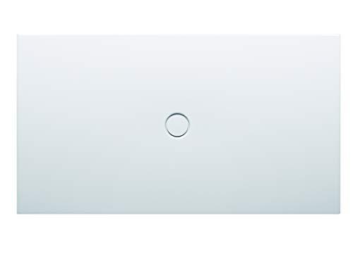 Bette Floor Duschwanne 8751 mit Minimum-Wannenträger, 90x80cm, Farbe: Weiß