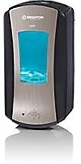 Brighton Professional LTX-7 Black/Chrome Touch-Free Foam Soap Dispenser, Each (22857-CC)