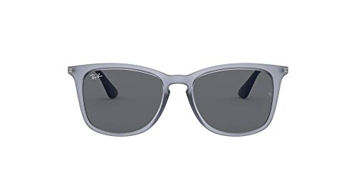 Ray-Ban Junior CHRIS JUNIOR RJ 9063S GREY/GREY 48/16/130 Kind Zonnebrillen