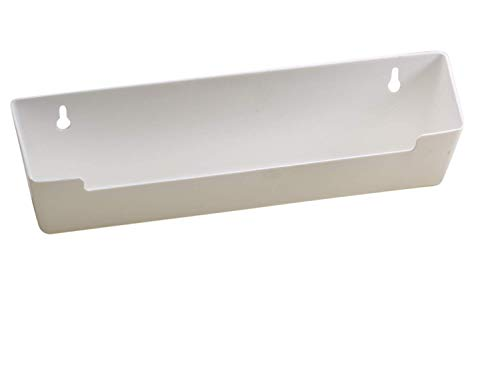 """Hamilton Bowes Sink Front Tip-Out Tray (11-3/4"""""""" Tray Only, White)"""