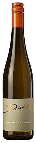 Weingut Diehl Grauburgunder – Trockener Weißwein aus der Wein-Region Pfalz (1 x 0,75l)