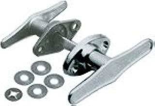 Garage Door Parts - T- Handle Set Mounting Hardware Included