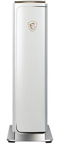 MSI Creator P100X 10SD-205EU - Ordenador de sobremesa (Intel Core i7-10700K, 32 GB RAM, 1 TB SSD y 2TB HDD, RTX 2070 Super Ventus OC, Windows 10 Pro H) Blanco