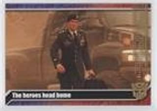 The heroes head home (Trading Card) 2014 Topps Transformers UK - [Base] #41