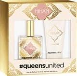 Queens United Geschenkset Nihan Eau de Parfum 50ml+ Duschgel 100ml, 1 St