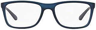 Ray-Ban RX7027L 5787 Azul Translúcido Preto Lente Tam 54