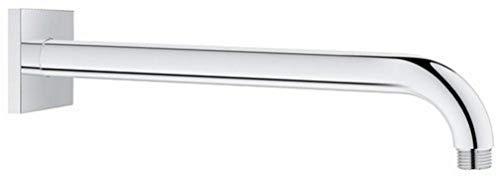 Grohe 27488000 Rainshower Braccio A Parete per Soffione Doccia, Sporgenza 275 mm, Cromo