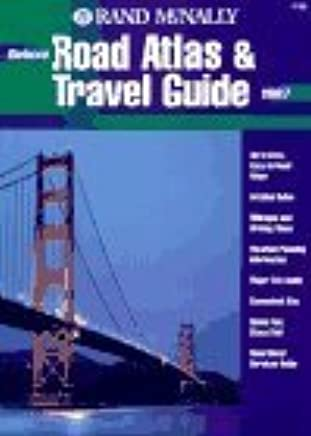 Rand McNally Deluxe Road Atlas and Travel Guide, 1997: United States, Canada, Mexico (Rand Mcnally Road Atlas Deluxe Midsize) by Rand McNally and Company (1996-09-03)