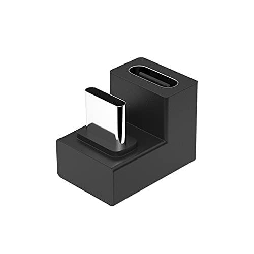 MY99USSI USB 3.1 Tipo C Adaptador Convertidor 10 Gbps USB C Carga de Datos Sincronización de extensión Conector Enchufe para computadora portátil Teléfono de Tableta Macho a Hembra U
