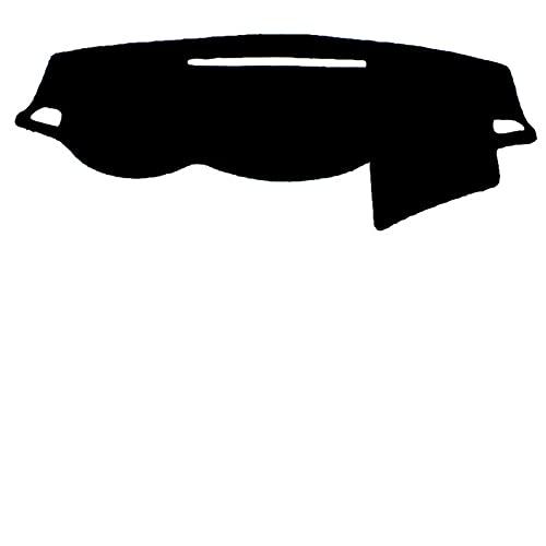 PPIEGER Almohadilla de protección Solar para salpicadero de Coche, para Mitsubishi L200 Triton Strada Strakar Barbarian, para Fiat Fullback RAM 1200 2015-2020