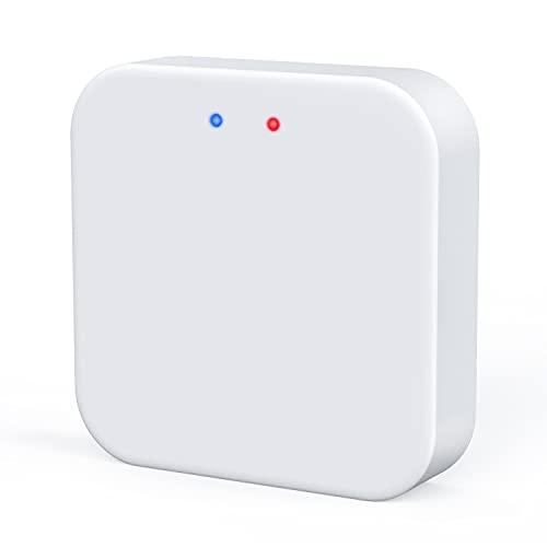 NOVOSTELLA Smart Wireless BT Mesh Hub for Novostella Smart LED Flood Lights, Compatible with Amazon Alexa, Google Assistant for Remote Control, Voice Control