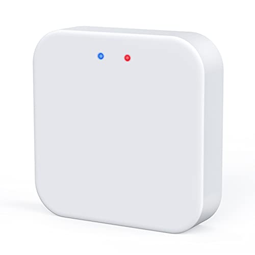 Novostella Smart Wireless BT Mesh Hub für Novostella Smart LED-Flutlichter, kompatibel mit Amazon Alexa, Google Assistant für Fernbedienung, Sprachsteuerung