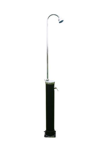 Steinbach 49025 Speedshower - Doccia solare per esterni, doccetta a LED