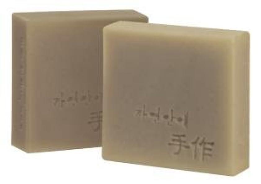 否定するたるみオンスNatural organic 有機天然ソープ 固形 無添加 洗顔 (梅) [並行輸入品]