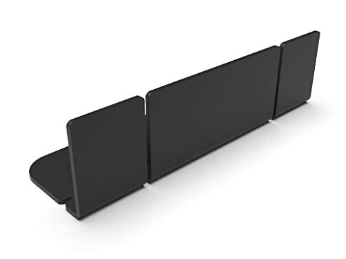 'snap-off' blank cover set of 4 pcs. for Raspberry Pi Rack Mount 1-4 (6660)