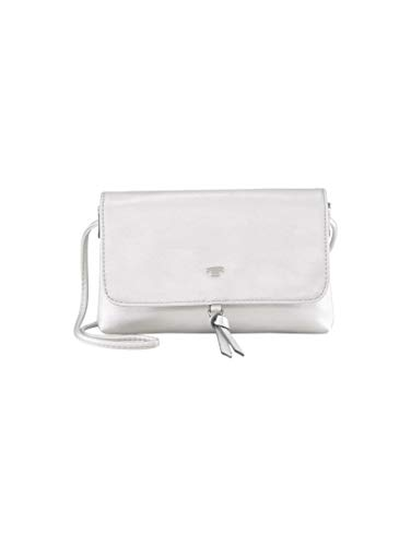 TOM TAILOR Damen Taschen & Geldbörsen Umhängetasche LUNA FALL silber/silver,OneSize,C014,0002