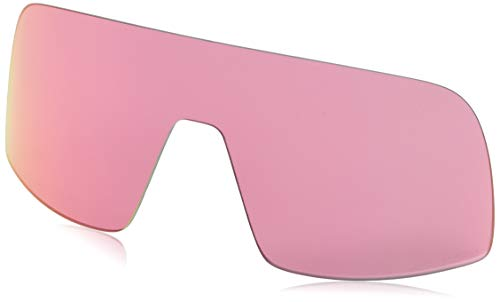 Oakley AOO9462LS Sutro Small Rectangular Replacement Sunglass Lenses, Prizm Trail Torch, 128 mm